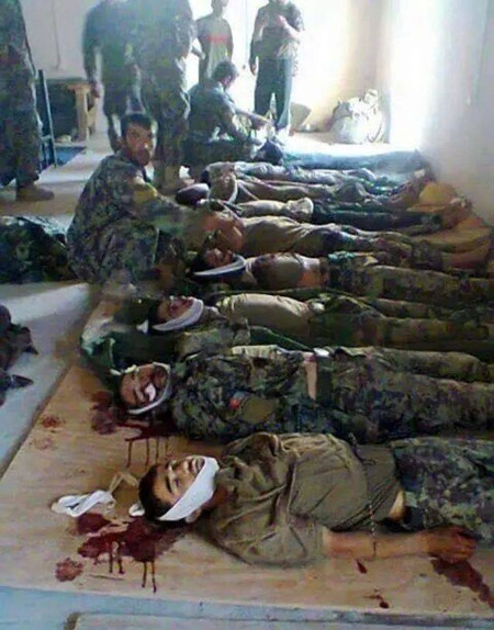 33 ANA Afghan soldiers killed in Badakhshan province by Taliban