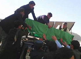 A girl from Badakhshan university committed suicide in the university dorm