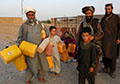 Displaced Afghans resort to desperate measures as support dwindles