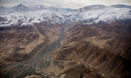 Baghlan province, Afghanistan – the country's rich mineral deposits could help to wean it off international aid