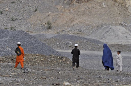 The miners died after an explosion triggered a collapse at the mine in Baghlan province