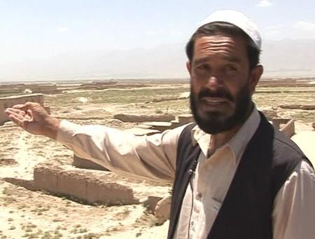 Resident of Bagram