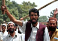 Kabul killings trigger angry protest