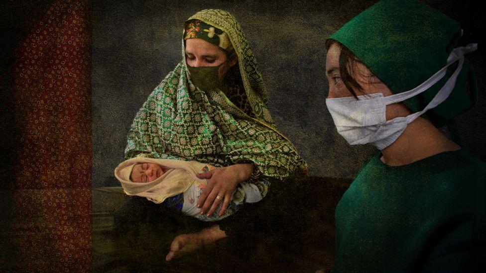 birth under taliban