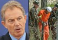 """Tony Blair """"knew of torture risk for Guantanamo detainees"""""""