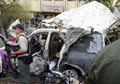 12 Killed, Over 60 Injured in Kabul Suicide Car Bombing
