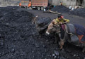 Unauthorized mining underway in country's largest coalmine
