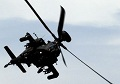 Afghan children injured by UK Apache helicopter attack