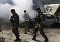 Afghanistan suicide bomb 'kills 33' near former CIA base