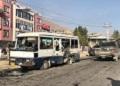 4 Civilians Killed as Blast Targets Govt Employees Bus in Kabul