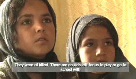 Children of Azizabad: we lost 15 friends