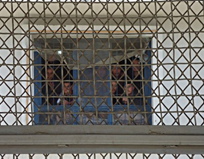 Juvenile detention centre in Kabul