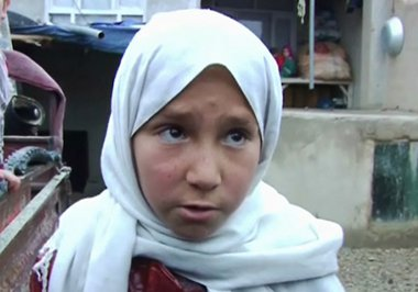 10-year-old girl exchanged for marriage in  Afghanistan