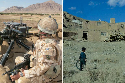 The MoD says compensation averaging £3,000 was paid to the families of 186 Afghan civilians killed by British troops