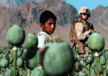 Afghan Children Targeted by Drug Gangs
