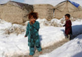 3 Afghan children die of cold at Torkham Border
