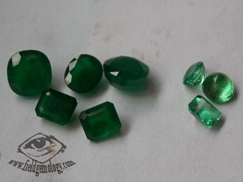 Emeralds from Afghanistan and Panjshir