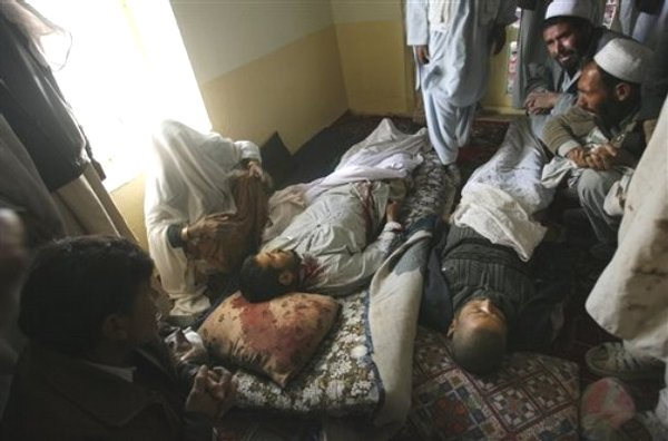 Killed by NATO in Ghazni provicne