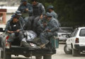 "Afghan police force ""drug-addled that kidnaps locals and sells its weapons"""