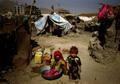 Kapisa Province IDPs flock to Kabul