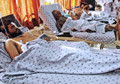 Increased fighting takes toll on health care in Afghanistan