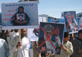 "Afghans protest against ""refugee executions"" in Iran"