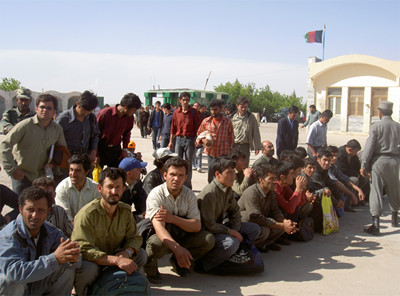 Deportees from Iran