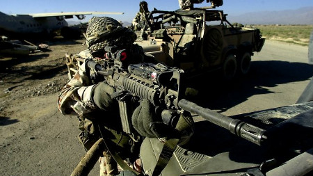 The cost of the war in Afghanistan hit $1.6bn in 2011-12. That's more than $1m each for the 1550 Diggers on the ground