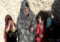 Thousands flee fighting and hunger in Afghanistan