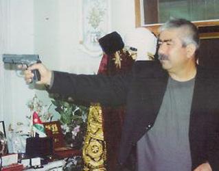 Abdur Rashid Dostum infamous warlords