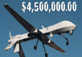 NOT WORTH IT: Every Predator drone in Afghanistan costs taxpayers 4.5 million USD