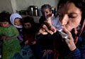 Afghanistan- Daikundi women drug addicts want treatment