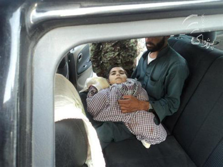 Eight children were killed in Kunar on 18 June 2011 when missiles from Pakistan were fired