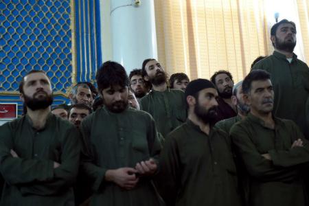Farkhunda murderers in Afghan court