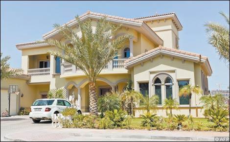 Dubai Villa of Farnood