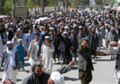 3 protesters killed in Faryab protest against night raid