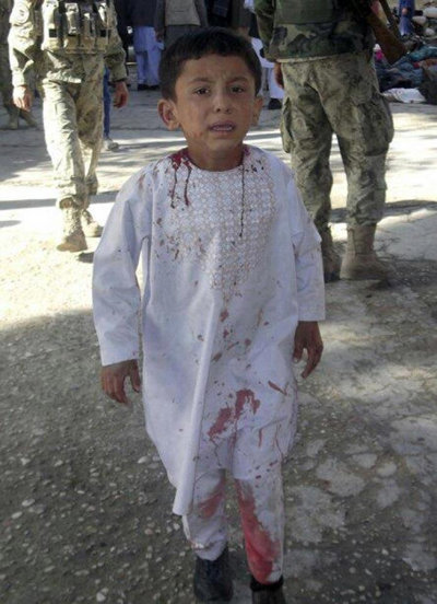 Faryab mosque blast killed many