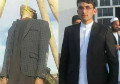 Afghan Taliban hang university student in public