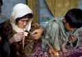 Female Heads Of Household (And Hair) Reveal Afghanistan's Drug Use