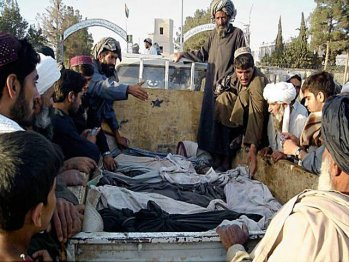 Forty innocent civilians killed in Helmand
