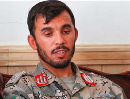 General Abdul Raziq acting police chief for Kandahar province