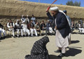 Man, woman face lashes in western Afghanistan for adultery