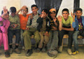 A circle of childhood friends broken with a bomb in Kabul