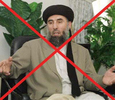 Gulbuddin Hekmatyar, a vicious warlord