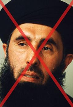 Gulbuddin infamous Afghan warlord