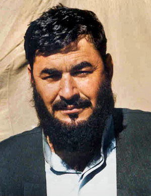 Haji Bashar was an Afghan drug lord who supported the Taliban before working as an undercover agent for the US