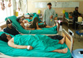 Empty Hospital Beds in the Capital of Helmand, Afghanistan