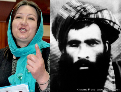 Huma Sultani, a female Afghan lawmaker has declared her support for the Taliban