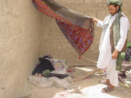 Helmand IDPs