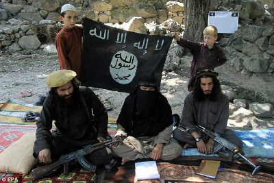 ISIS Daesh in Afghanistan